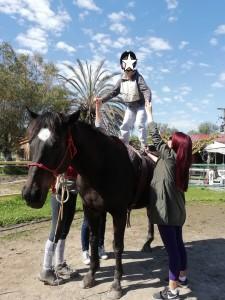 Εμείς δεν είμαστε σχολείο, το Cirque du Soleil είμαστε!